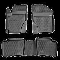 Коврики в салон Hyundai Matrix (01-) полиуретановые