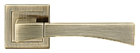 Ручка дверная на розетке MVM Tia - Z-1257 AB (античная бронза), фото 1