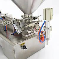 Разливочная машина для вязких, густых жидкостей R-1V-500, фото 1