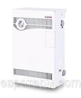 Газовый котел напольный АТОН Aton Compact 10 ЕВ Двухконтурный Парапетный, автоматика SIT-Италия