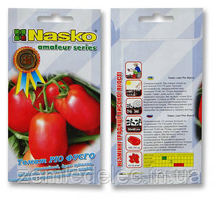 Семена томата Рио Фуего 1000 семян Nasko