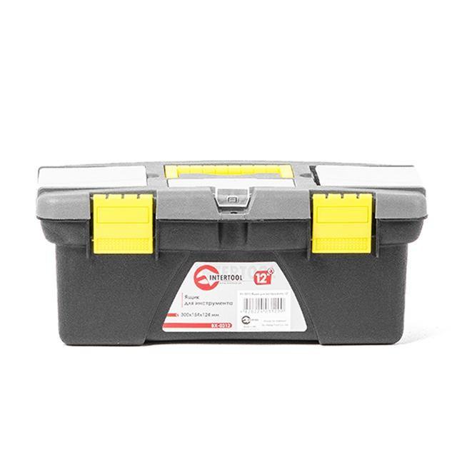 """Ящик для инструмента 12"""" 300154124мм INTERTOOL BX-0312"""