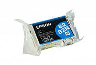 Оригинальный картридж Epson Epson T0822, Cyan