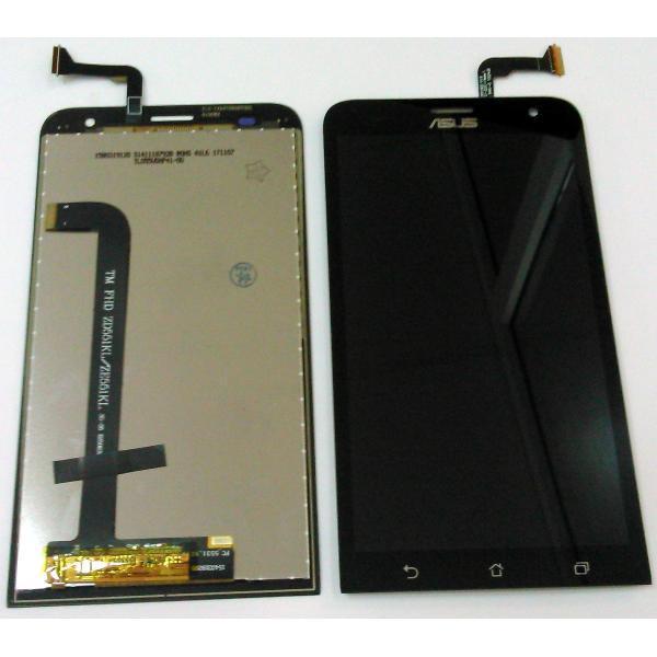 Дисплей для Asus ZenFone 2 Laser (ZE551KL) с тачскрином черный Оригинал