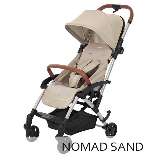 Прогулочная коляска Maxi-Cosi Laika Nomad Sand