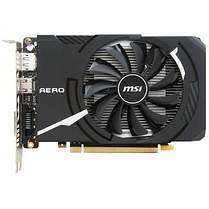 Видеокарта MSI GeForce GTX1050 Ti 4096Mb AERO ITX OC (GTX 1050 TI AERO ITX 4G OCV1), фото 3
