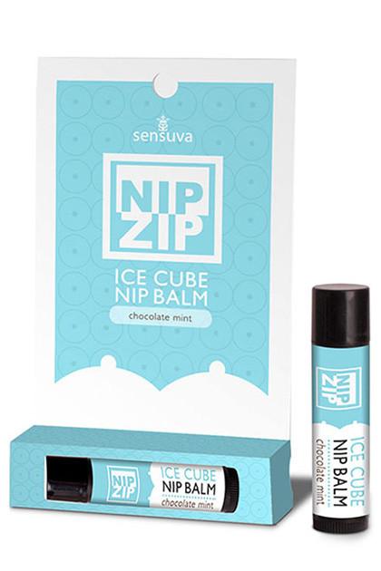 Sensuva - Бальзам NIP ZIP Chocolate Mint 4г