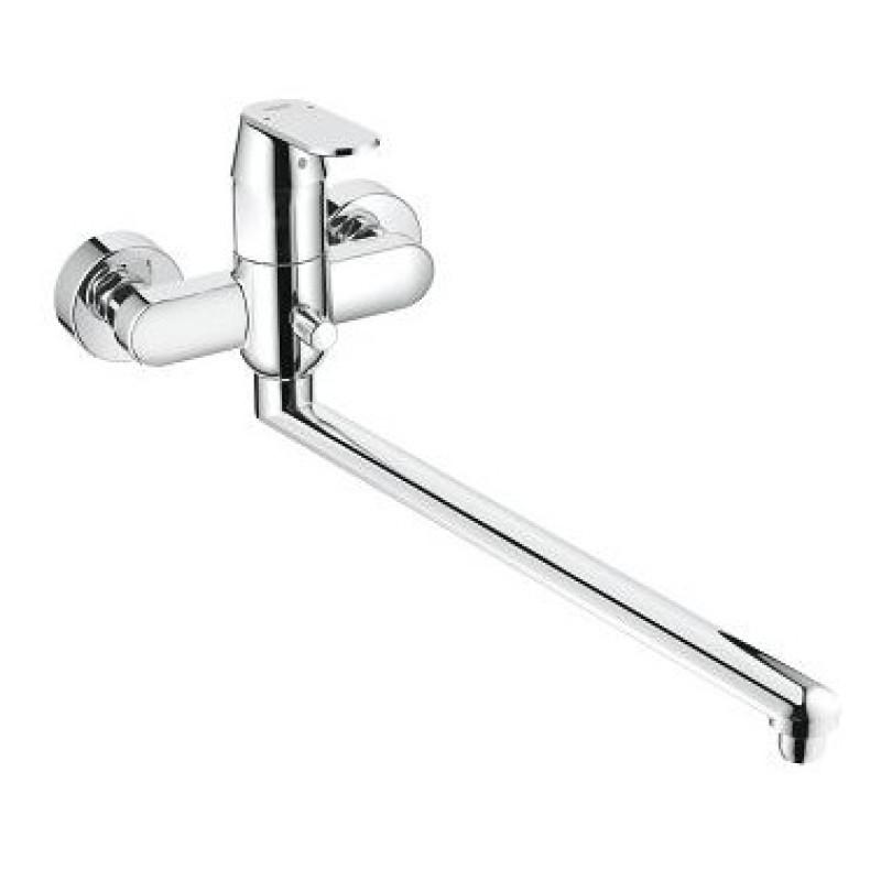 Grohe Eurosmart Cosmopolitan 32847000 смеситель для ванны с длинным изливом