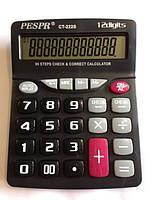 Калькулятор CT-222S 12-разрядный