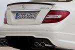 Спойлер AMG для Mercedes C-class Coupe C204 Новый Оригинальный