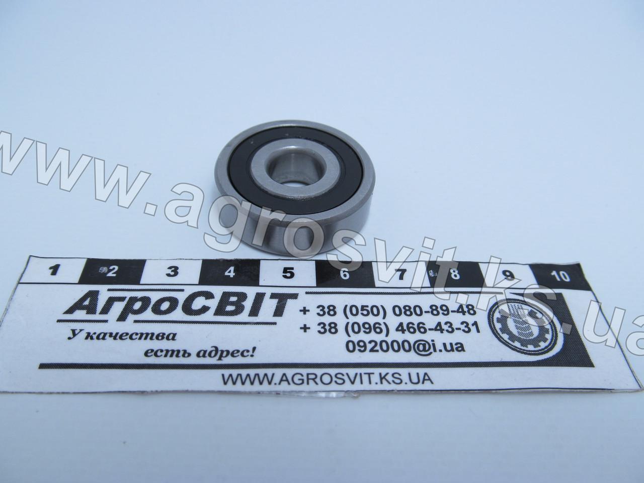 200 (180200)  DIN (6200-2RS) подшипник (DPI, АПП), размеры 10*30*9