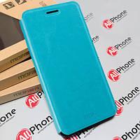 Чехол-книжка  MOFI Blue для Xiaomi Mi 8 Lite, фото 1