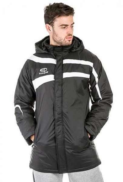 Куртка зимова Europaw TeamLine чорна