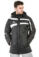 Куртка зимова Europaw TeamLine чорна, фото 1