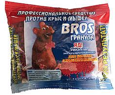 Гранулы от крыс и мышей 100 г, Bros