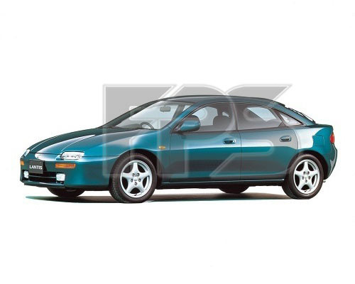 Лобовое стекло Mazda 323 BA '95-98 (XYG)