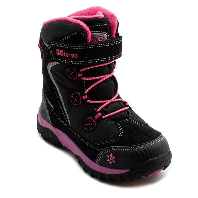470bedd9666906 Термо ботинки/сапоги для девочки B&G R181-608.30-35, цена 1 325 грн ...