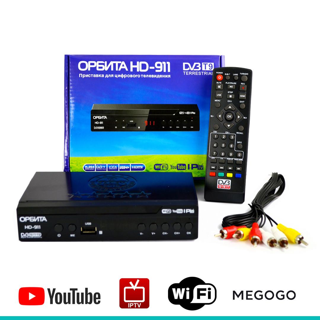 Цифровой ресивер DVB-T2 Орбита HD911
