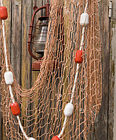 Декоративная рыболовная сеть 150х200см, фото 1