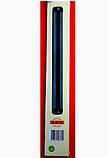 Магнітна планка-тримач для ножів 500 мм чорна, фото 5