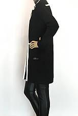Класcический женский кардиган плотной вязки, фото 3