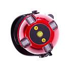 Уровень лазерный профессиональный, 5 лазерных головок, звуковая индикация INTERTOOL MT-3011, фото 4