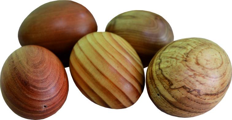 Яйца деревянные