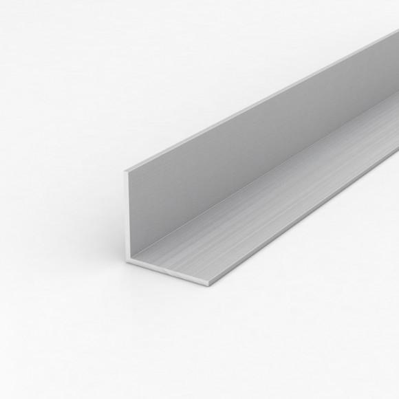 Кутник алюмінієвий 50х50х2 анодований