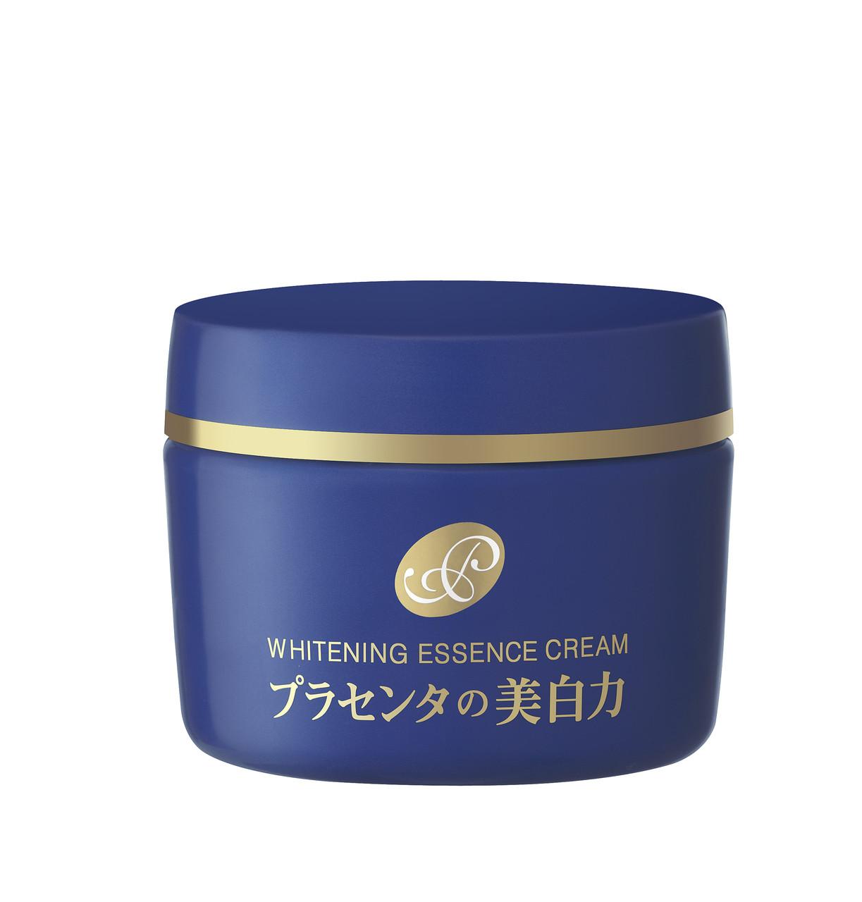 Крем-есенція Meishoku Placenta Essence Cream з екстрактом плаценти і відбілюючим ефектом, 55 г