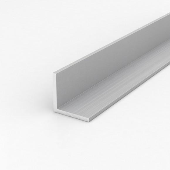 Кутник алюмінієвий 50х50х5 анодований