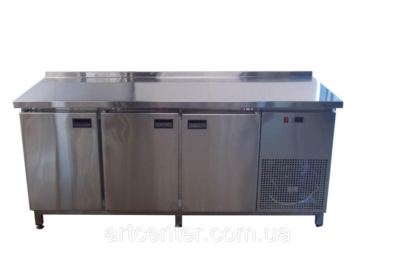 Стол холодильный 1860*700*850 мм. 3-х дверный