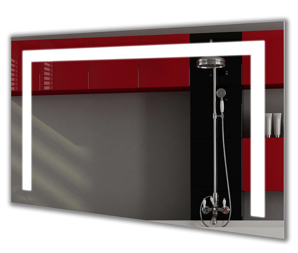 Зеркало с подсветкой Зеркало Led, настенное зеркало 50х80 Сomfort Led-04, зеркало в ванную комнату