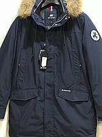 Куртка зимняя мужская San Crony 502-СR/369 (синий)
