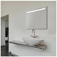 Зеркало настенное с Led подсветкой 50х50, Сomfort Led-01, для ванной комнаты, прихожей, спальни, офиса