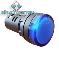 Сигнальная арматура AD22-22DS синяя