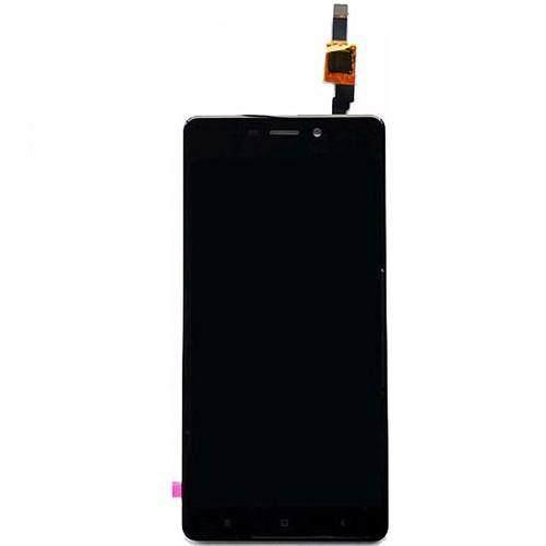 Дисплей для Xiaomi Redmi 4 з чорним тачскріном