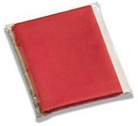 Салфетки микрофибра Силк-T для влажной и сухой уборки 5шт. 30х40см Италия, красные
