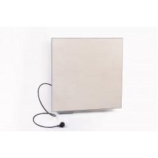 Керамический обогреватель Камин 700 ЕВGТ eсо heat с терморегулятором