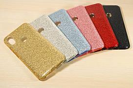 Переливающийся силиконовый чехол Xiaomi Redmi S2 (6 Цветов)