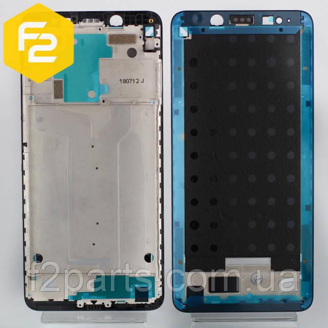 Xiaomi Redmi Note 5 Чорна рамка екрану, каркас, фрейм