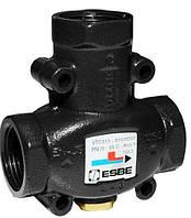 Термостатический трехходовой смесительный клапан Esbe VTC 511 55 °C DN 25 (51020200)