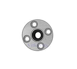 Линейный подшипник с круглым фланцем LMF6UU, фото 2