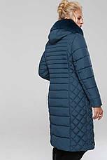 Теплое зимнее пальто на женщину Людмила Нью Вери (Nui Very), фото 2