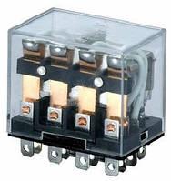 Проміжне реле 4 CO 10 Ампер піт 24 AC, фото 1