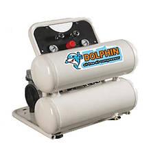 Безмасляний компресор Dolphin DZW550AF020S (0.55 кВт, 116 л/хв, 20 л)