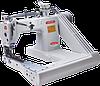 Bruce BRC-9280-73-PL Промышленная трехигольная машина с П-образной платформой