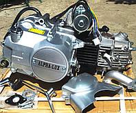 Двигатель Дельта-110см3 52,4мм  АЛЬФА ЛЮКС полуавтомат