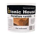Bionic House мебельный лак 10л глянцевый