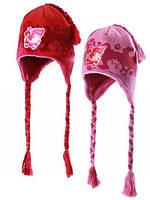 Шапки для девочек Strawberry 54 см.