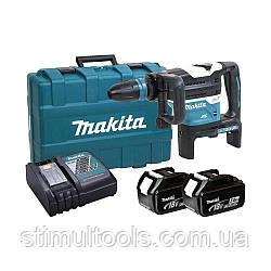 Аккумуляторный перфоратор Makita DHR400PT2